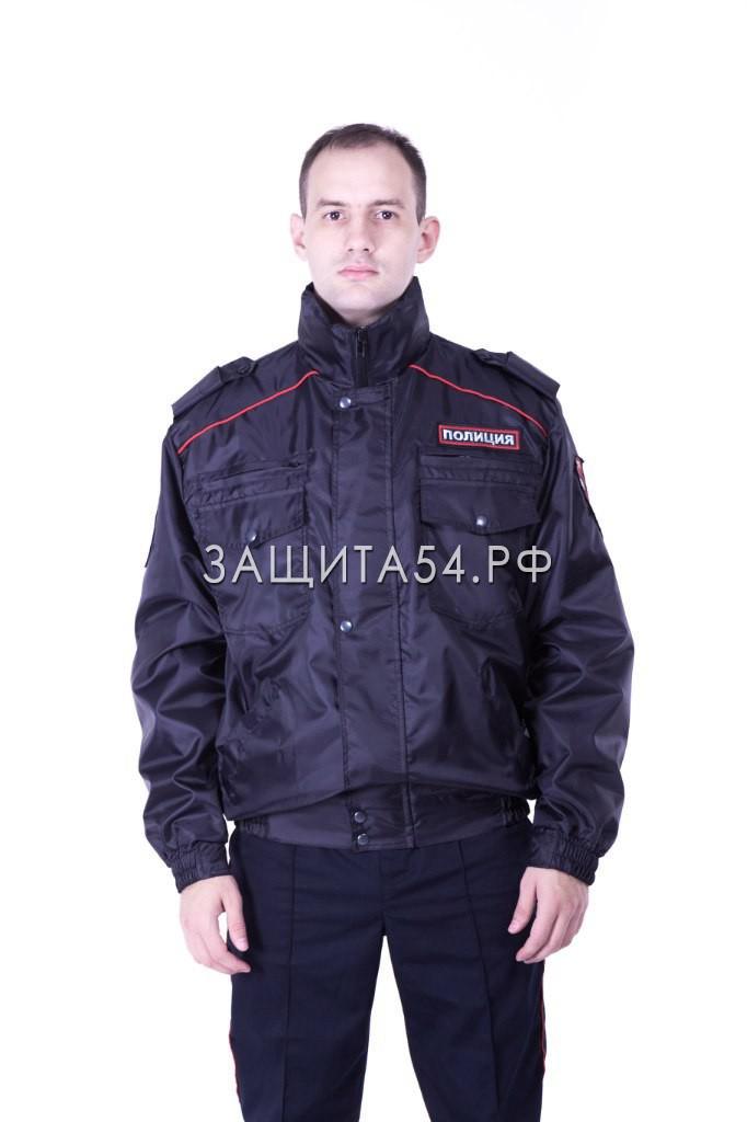 Куртка Полиция Склон