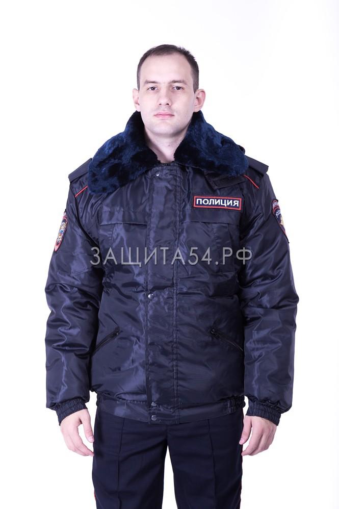 Куртка зимняя Полиция Север